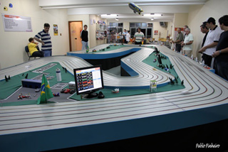 Slot car club jundiai